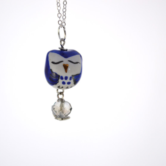 BlueOwlNecklace